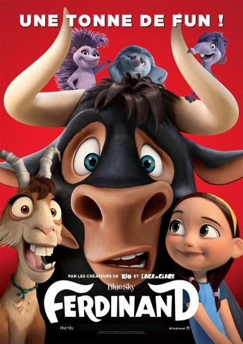Affiche du Film Ferdinand au Majestic cinéma