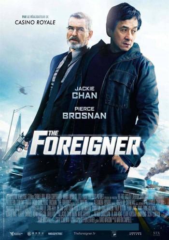 Affiche du Film The Foreigner au Majestic Sococé