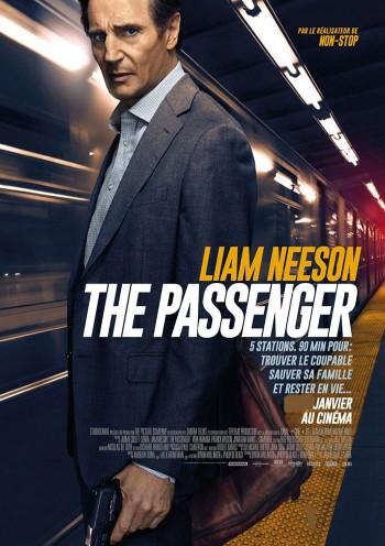 Affiche du Film The Passenger à venir au Majestic Sococé