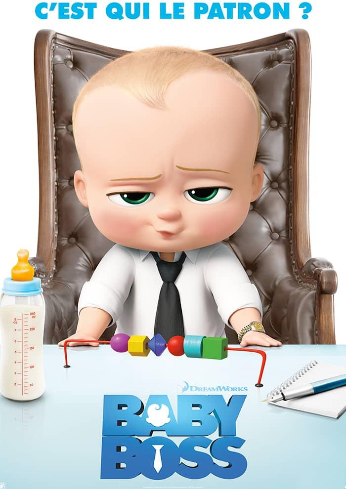 Bande Annonce de Baby Boss à venir au Majestic Cinéma